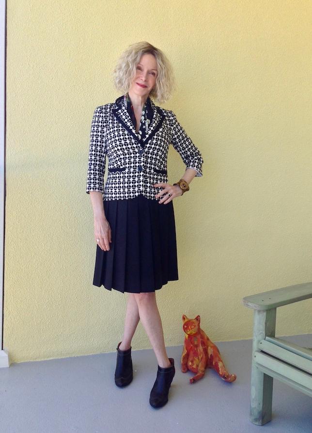 thrift skirt