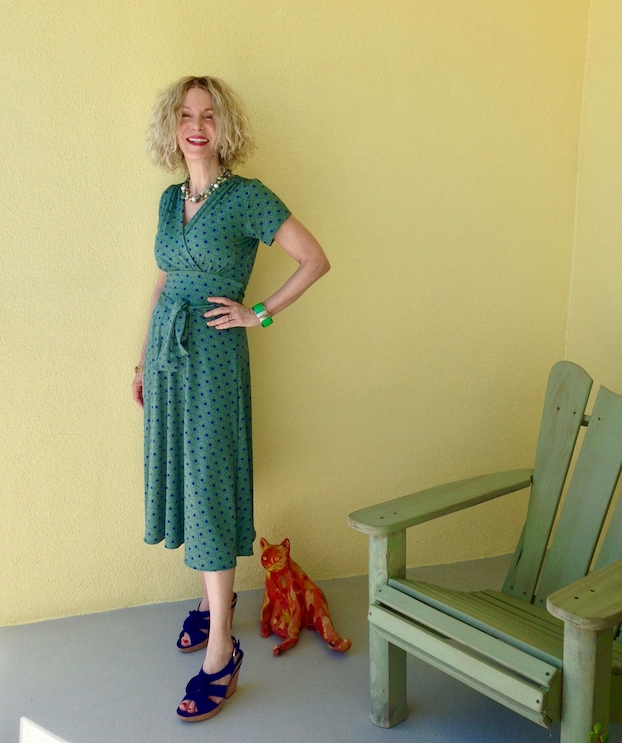 Karina dress Margaret